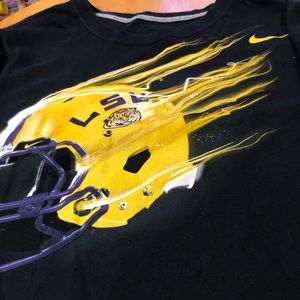 Nike LSU TIGERS T-shirt